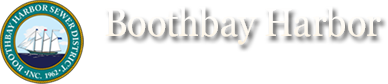 Boothbay Harbor Sewer District